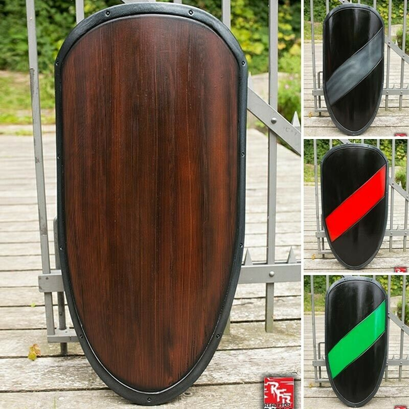 Details About Rfb Foam Latex Large Shield Perfect For Larp Cosplay Costume Safe Play