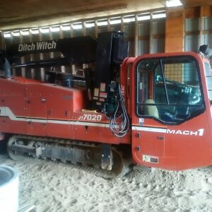 2005 Ditch Witch JT 7020 Mach 1 Directional Drill