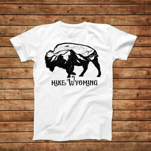 NEW Hike Wyoming Tee Shirt