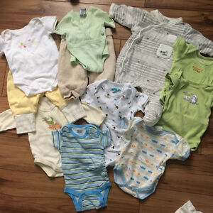 Baby clothing 0-3 months
