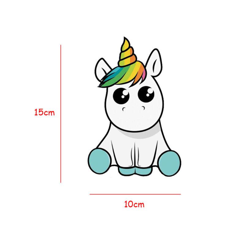 new lovely unicorn car sticker cartoon window decal vinyl cupcake clipart free b ack and white cupcake clip art free birthday