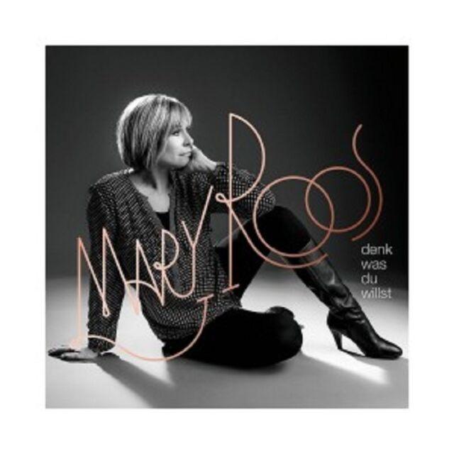 MARY ROOS - DENK WAS DU WILLST  VINYL LP POP SCHLAGER PARTY NEU
