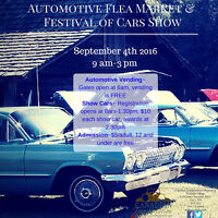 Festival of Cars & Automotive Flea Market