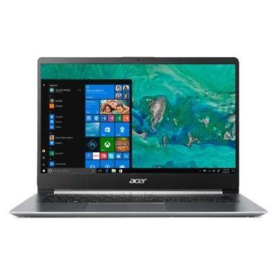 Acer Swift 1 SF114-32-P57N 14 Zoll Full HD Notebook silber 4GB 128GB SSD Win10