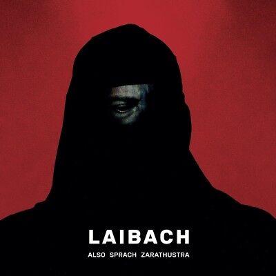 LAIBACH Also Sprach Zarathustra LP VINYL + Downloadcode 2017