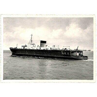 "Zeebruges - S.S. ""Suffolk Ferry"""
