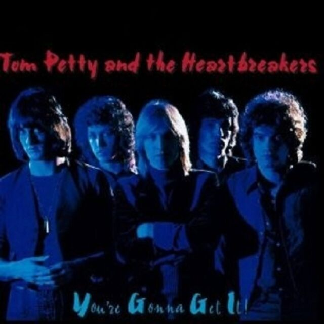 TOM&THE HEARTBREAKERS PETTY-YOU'RE GONNA GET IT CD NEU