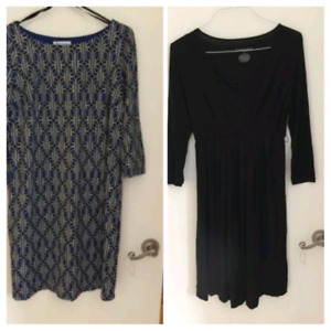 25 pieces of maternity/maturnity clothes -- Small / extra small