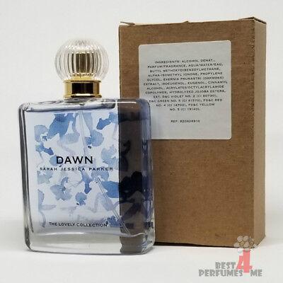 Dawn Sarah Jessica Parker Women 2.5oz 75ml Eau De Parfum Spray VeryRare ~T ester