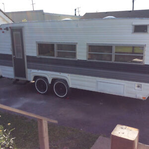 1985 travel trailer