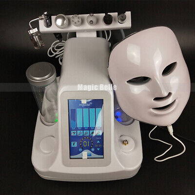 NEW Facial Peeling Spa Diamond Dermabrasion deep clean Machine with mask