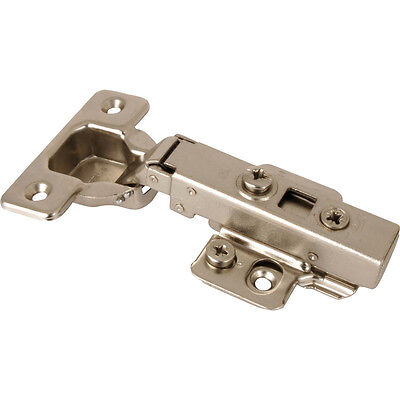 Pack of 50 Pcs Full Overlay Soft Close Hydraulic Kitchen Cabinet Hinge