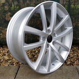 """18"""" Vancouver Style for VW Audi Seat 5x112 Etc"""