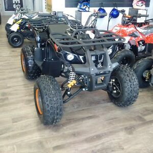 NEW!! 2016 GIO BLAZER 125cc SEMI AUTO ATV NOW $1299.99