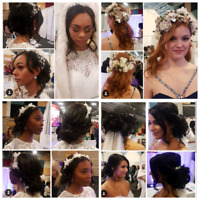 Prom, Wedding and Special Event Hair