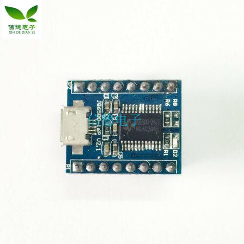 1pc Jq6500 Voice Module Mp3 Module Mcu Serial Control Broadcast