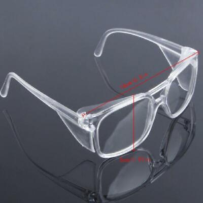 Clear Safety Work Lab Goggles Eyewear Glasses Eye Protective Anti Fog Spectacle