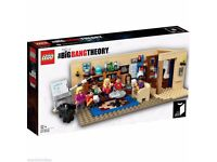 LEGO 21302 Big Bang Theory