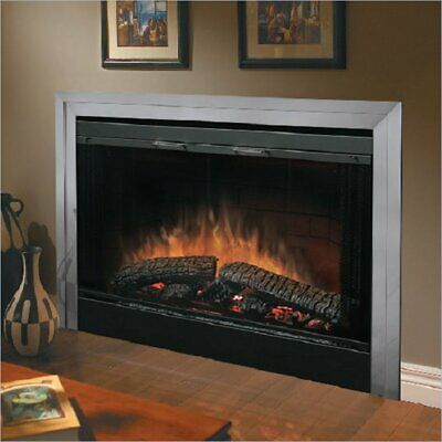 45 Built-In Electric Fireplace