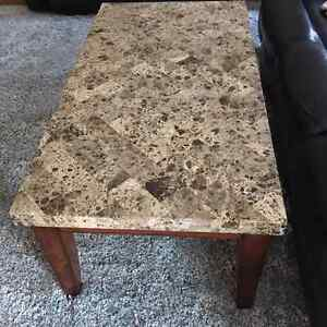 **NEW PRICE** Coffee and End Table Cambridge Kitchener Area image 1
