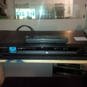 SONY DISC PLAYER