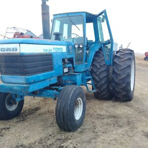 Tractor- Ford TW30
