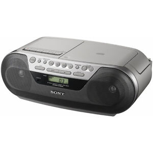 Sony CFDS05 CD Radio Cassette Recorder Boombox (BRAND NEW) West Island Greater Montréal image 1