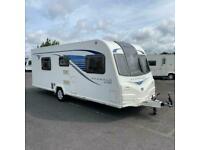 2014 BAILEY Pegasus Rimini Touring Caravan - 4 berth