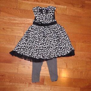vêtements pour filles 3-4 ans West Island Greater Montréal image 2