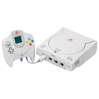 Sega Dreamcast von 1999