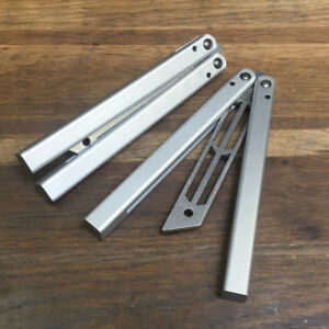 Squid Industries Blemished Triton Balisong Trainer