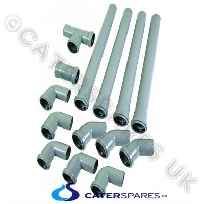 Rational Combi Oven Drain Pipe Installation Connection Install Kit Fittings