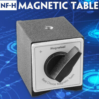 Nf-h Magnetic Metal Base Stand Holder Tool For Digital Level Dial Test Indicator