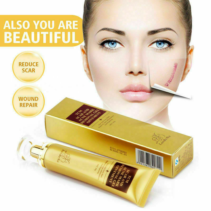 5pcs tcm scar and acne mark removal