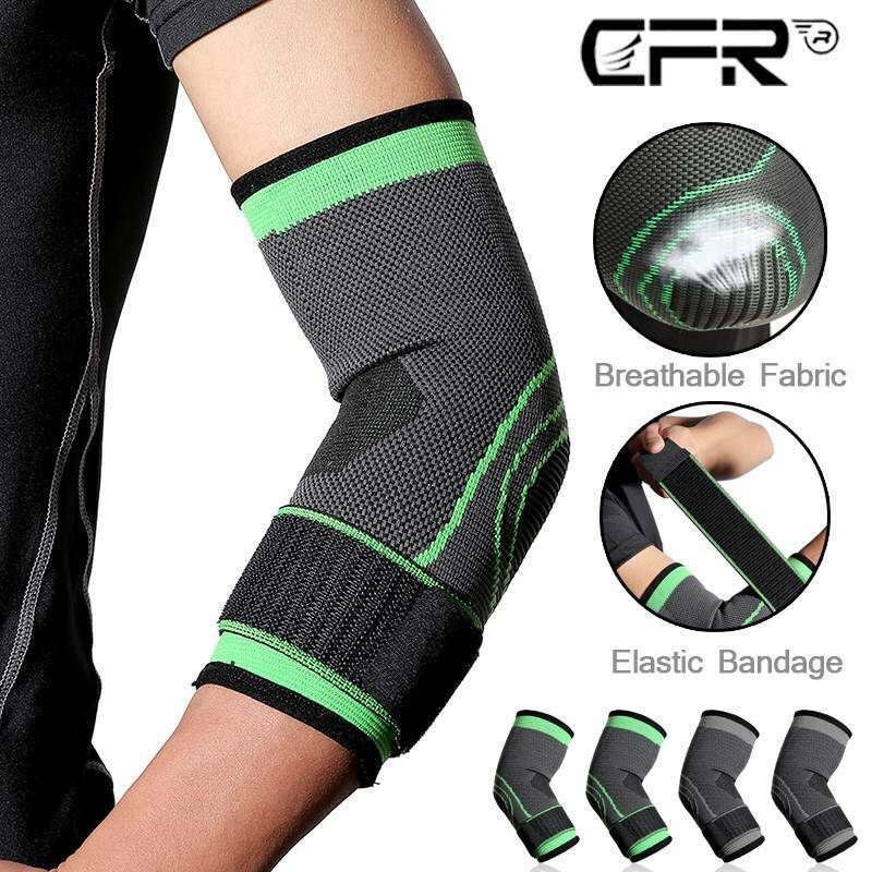 US Tennis Elbow Brace Support Sleeve Arthritis Tendonitis Ar