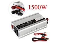 power inverter 1500w for acid battery 50% off