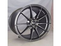 "19"" AVA Aspen on tyres for a Golf MK5 MK6 MK7 Jetta Caddy ETC"