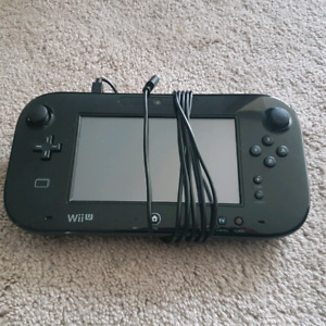Wii U Console, Wii U Controller all other attachments