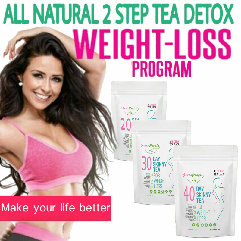 Organic Detox Tea Herbal Tea Weight Loss Diet Slimming Tea C