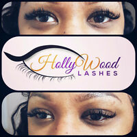 We come to you!!!!Mink Eyelash Extensions West Island