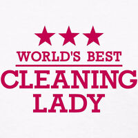 ISO - World's best cleaning lady