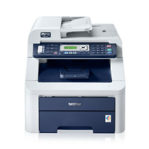Brother Colour Laser Printer/Fax/Copier/Scanner MFC-9120CN