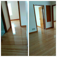 Floor Refinishing and Installation (Flooring professionals)