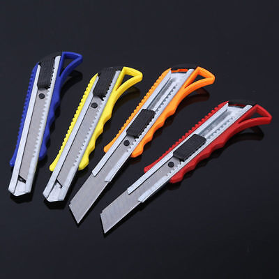 1 Pc Utility Knife (1 PC Utility Knife Large Box Cutter Razor Blade Tool Snap Off Knife Retractable )