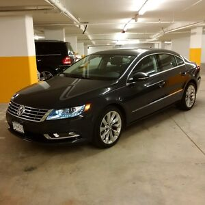 2013 Volkswagen CC Highline Sedan