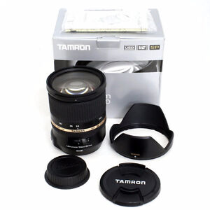 like new tamron SP 24 70 2.8 VC USD standard zoom for canon