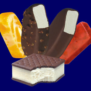 Ice Cream and Frozen Treats Wholesale Suppliers