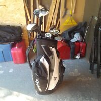 Left Hand Taylor Made RBZ Golf Clubs - End of Season Sale