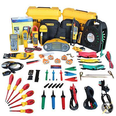 Fluke 1663 Multifunction Tester Large Range Of Equipment Kituk1 Ultimate Kit
