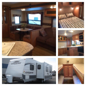 Rent travel trailers